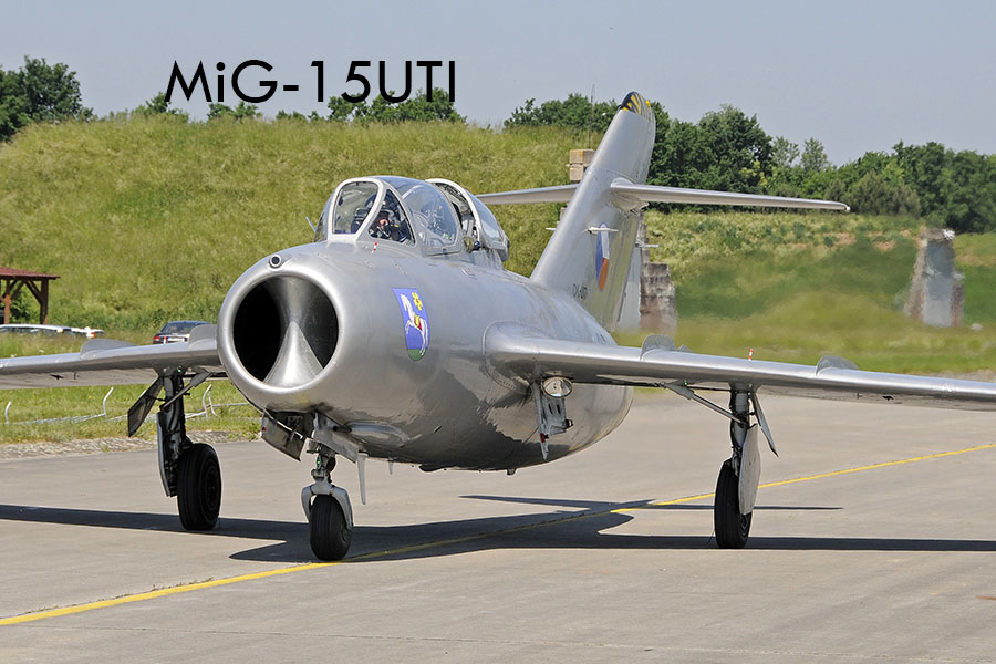 Jet Flight  MiG15UTI In Czechia  4Aviation