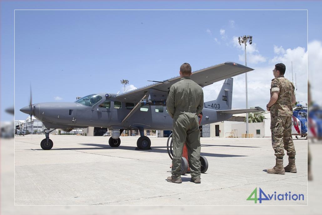 Armée Libanaise / Lebanese Armed Forces (LAF) / القوات المسلحة اللبنانية - Page 22 Report-Lebanon-2018-03-4Aviation-1030x686